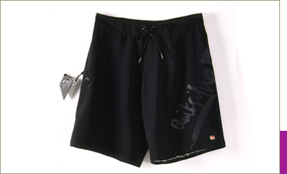 Quiksilver The Cell Boardshort : Maillot garanti anti bobos!