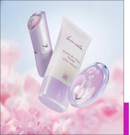 Une nouvelle gamme de maquillage chez Yves Rocher