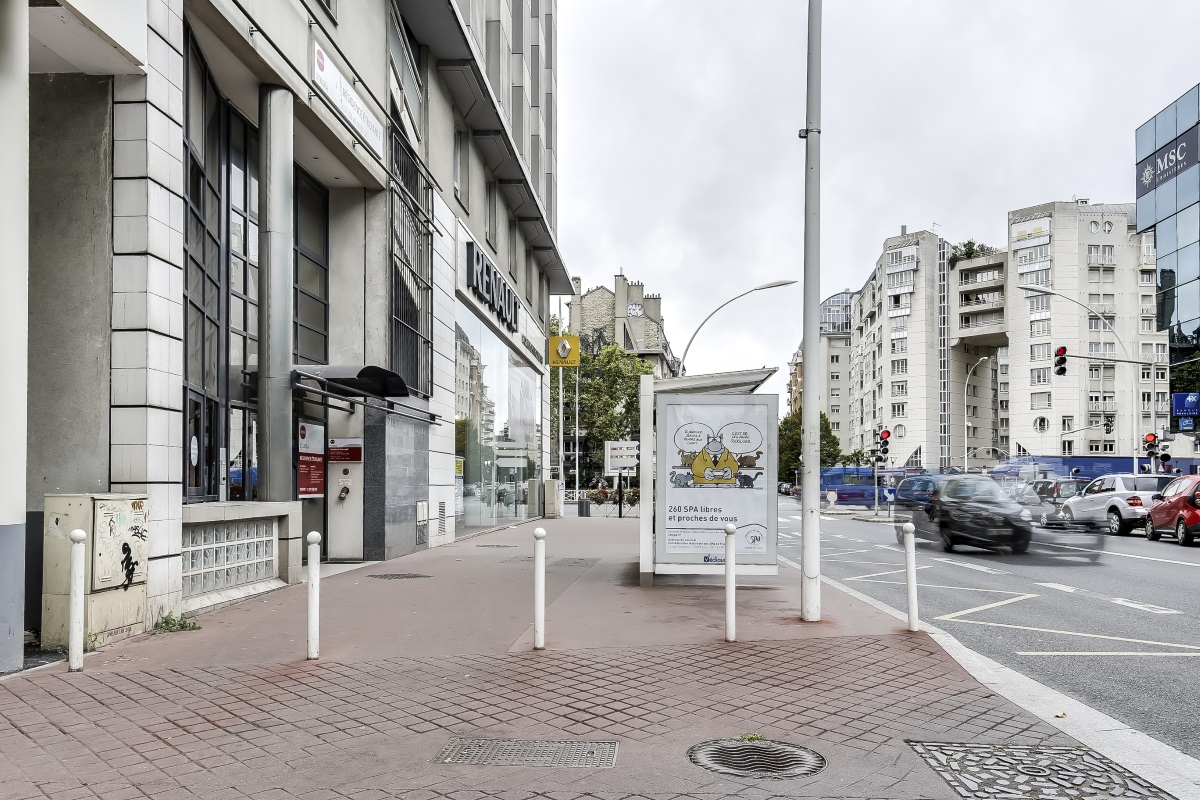 Stud a porte d 39 orleans 92120 montrouge r sidence for Porte montrouge
