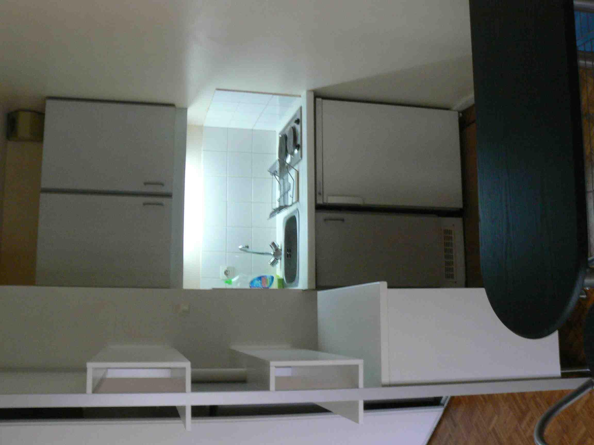 location tudiant studio meubl lyon 7e. Black Bedroom Furniture Sets. Home Design Ideas