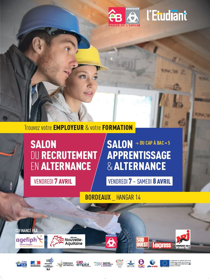 Salon du recrutement en alternance salon de l - Salon de l alternance et de l apprentissage ...