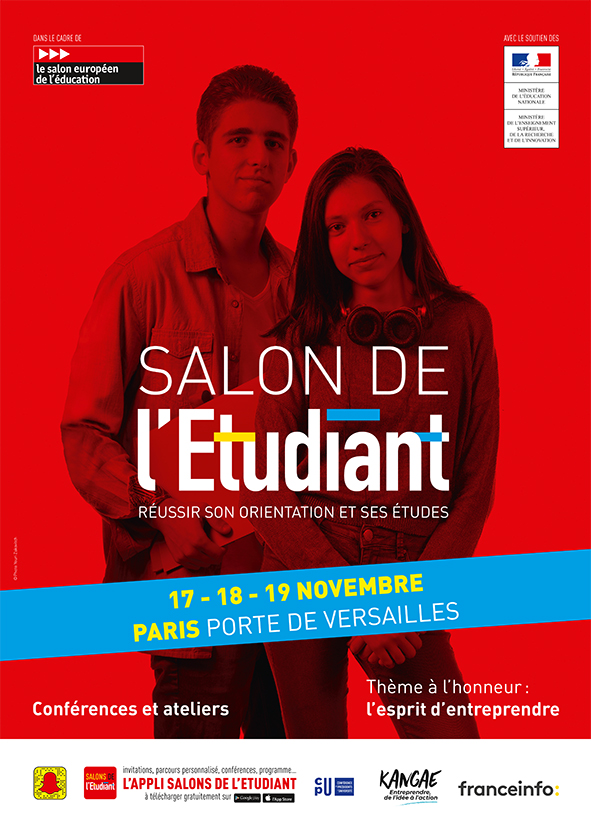 Salon europeen de l 39 education paris for Porte de versailles salon formation artistique