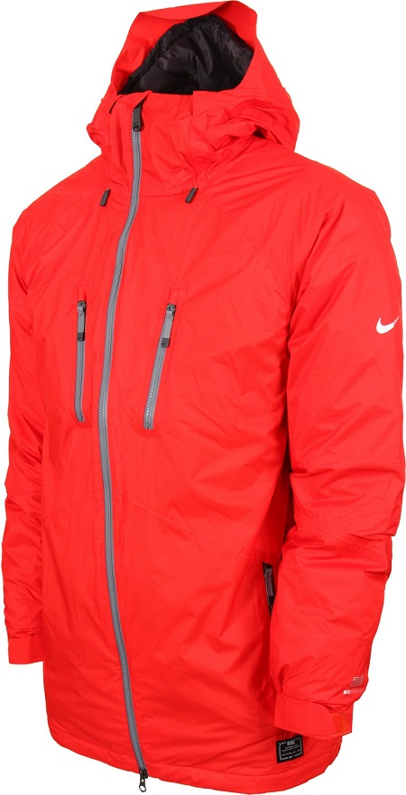 rouge Hiver Collection 800 20132014 Nike Veste Aeroloft Snowboard AqIpZB