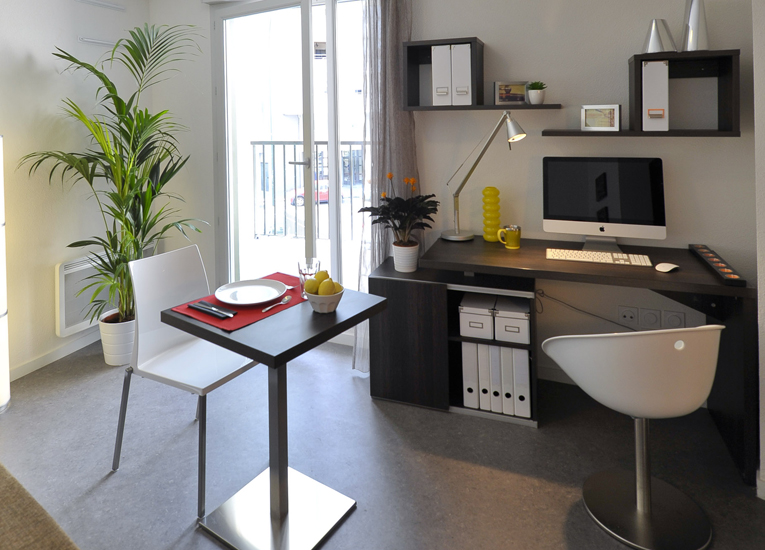 Location meuble villeurbanne