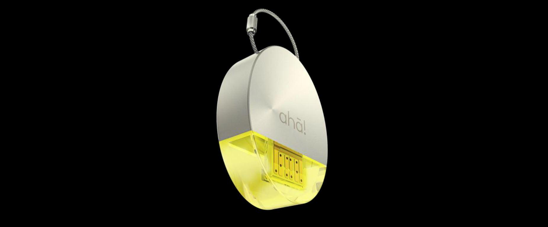 Un objet connecté design pour les étourdis