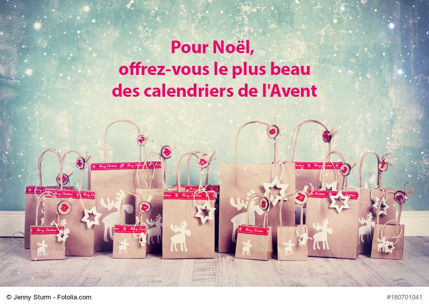 Pour Noël, offrez-vous le plus beau des calendriers de l'Avent !