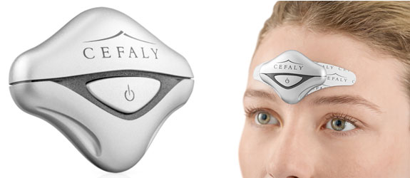 Un objet connecté pour soigner les migraines?