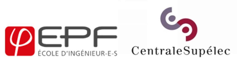 Partenariat CentraleSupélec et l'EPF-Ecole d'ingénieur-e-s