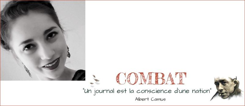 Etudiante depuis deux ans à Sciences Po Paris, lance son MEDIA avec passion