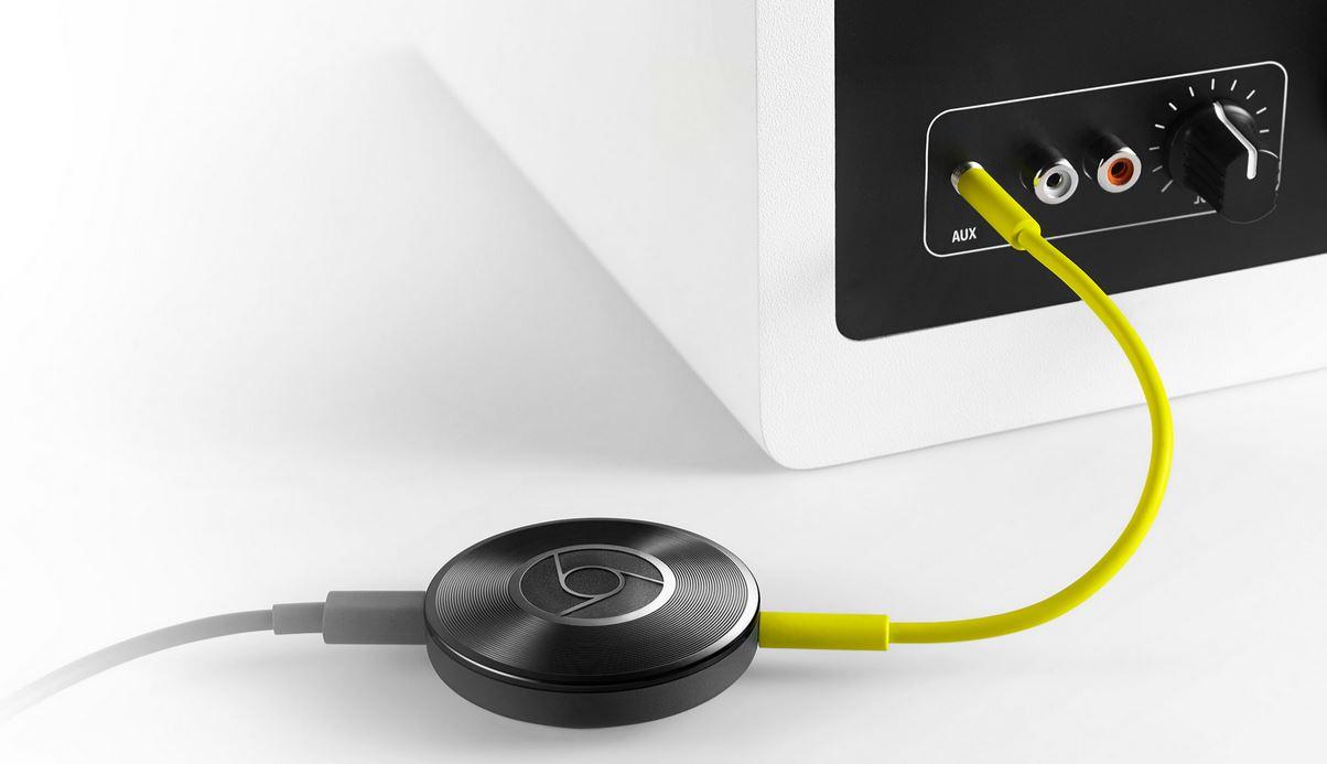 cl chromecast audio ou comment redonner vie bonne vielle chaine hifi qui d livre un super bon. Black Bedroom Furniture Sets. Home Design Ideas