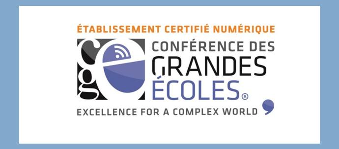 La CGE lance le label « établissement certifié numérique »