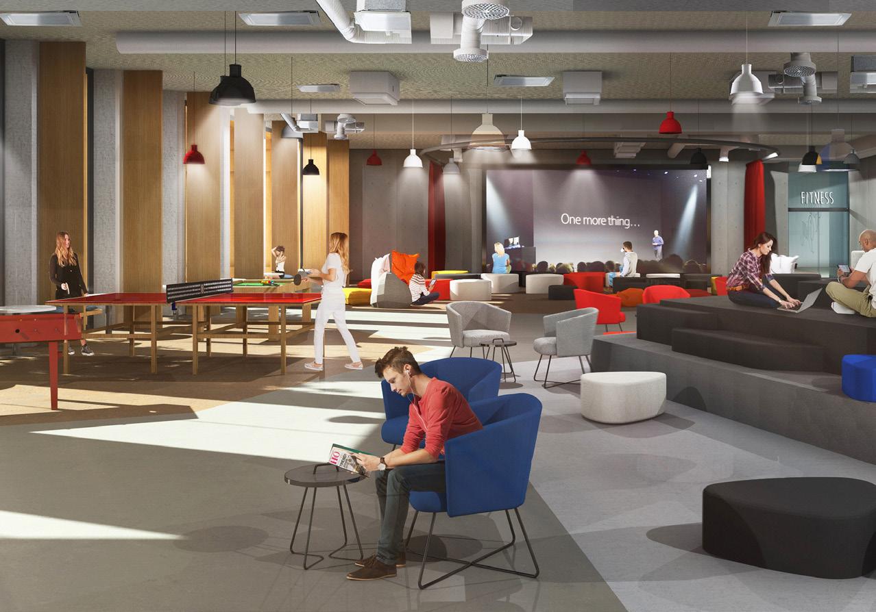 ecla paris massy palaiseau le campus french touch avec un vaste espace de co living. Black Bedroom Furniture Sets. Home Design Ideas