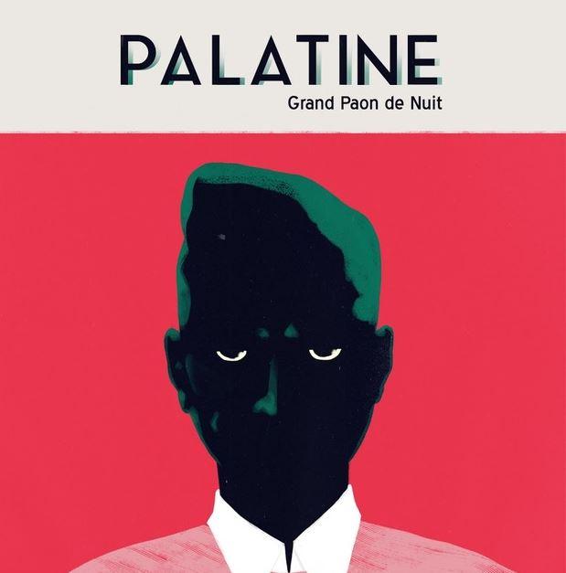 Palatine : Premier album Grand Paon de Nuit