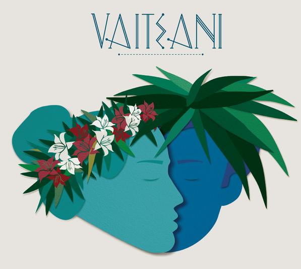 Connaissez vous Vaiteani? Un super 1er album qui fait rêver des îles