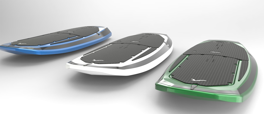 un surf autonome propuls par un moteur lectrique. Black Bedroom Furniture Sets. Home Design Ideas