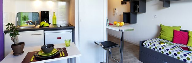 nemea appart 39 etud r sidence montpellier carr du roi 34000 montpellier r sidence service. Black Bedroom Furniture Sets. Home Design Ideas