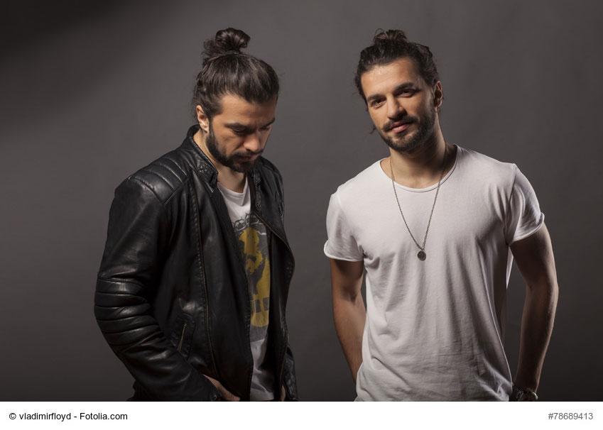 Bun et barbe : le duo gagnant pour faire craquer les femmes !