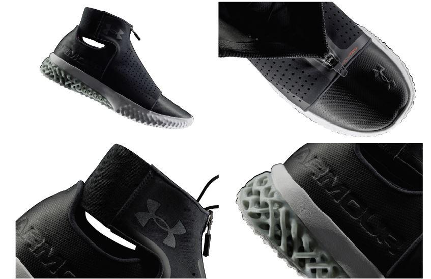 ArchiTech Futurist : la chaussure hors du commun d'Under Armour