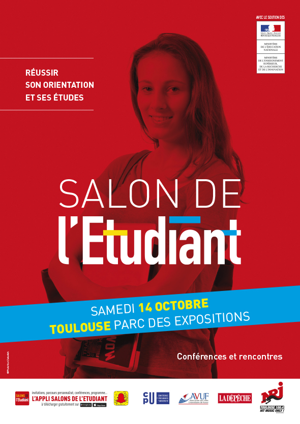 salon de l 39 etudiant toulouse 2017