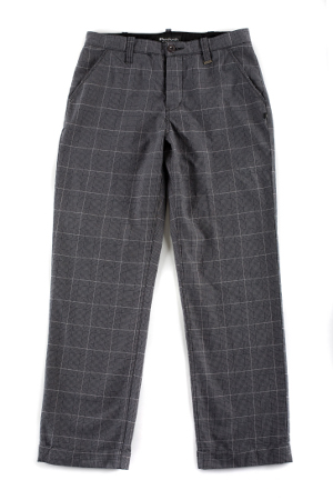 spencer grey check homme